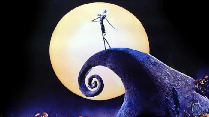 Jack Skeletron è il protagonista di Nightmare Before Christmas
