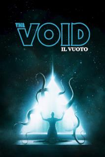 Poster The void - Il vuoto