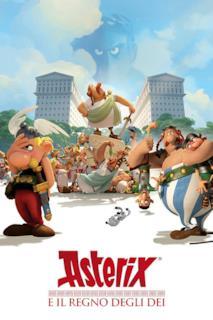 Poster Asterix e il regno degli Dei