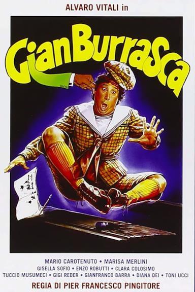 Poster Gian Burrasca