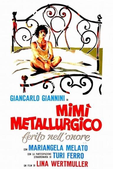 Poster Mimì metallurgico ferito nell'onore