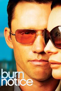 Poster Burn Notice - Duro a morire