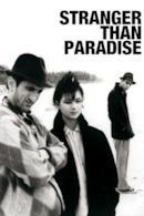 Poster Stranger Than Paradise