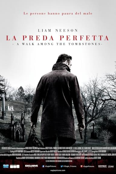 Poster La preda perfetta - A Walk Among the Tombstones