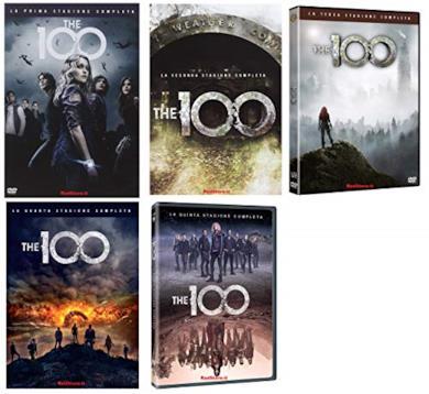 Cofanetti DVD di The 100 - Stagioni 1-5