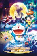 Poster Doraemon il film - Nobita e le cronache dell'esplorazione della Luna