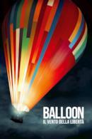 Poster Balloon - Il vento della libertà