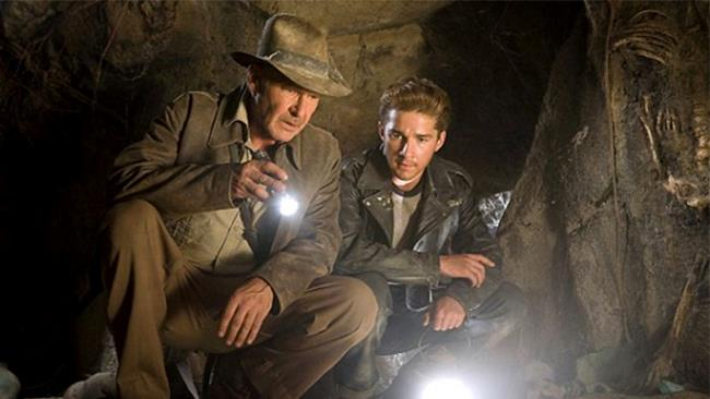 Indiana Jones e il teschio di Cristallo, film del 2008