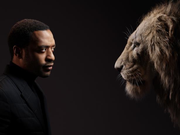 Chiwetel Ejiofor tra i doppiatori de Il Re Leone