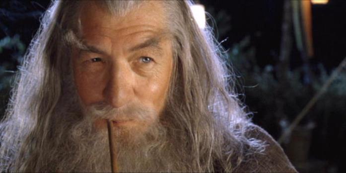 Gandalf è spesso avvicinato a Merlino