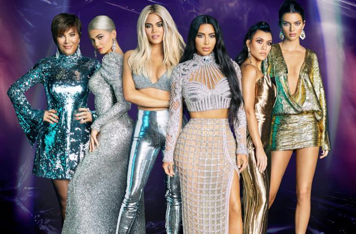 Le protagoniste di Al passo con i Kardashian