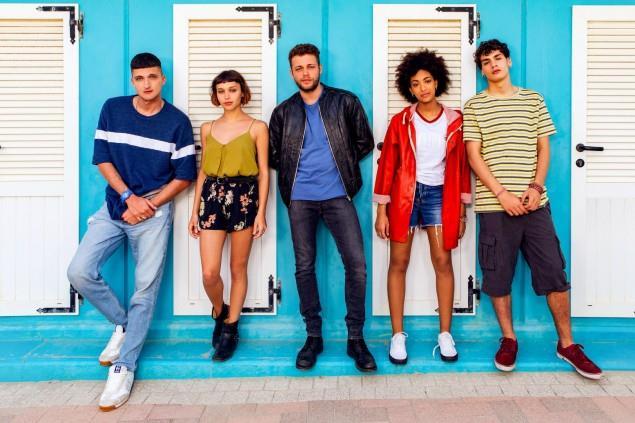 Summertime - serie italiana di Netflix