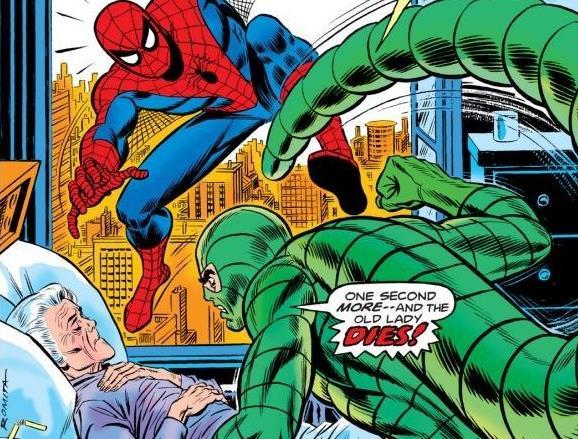 Cover di Amazing Spider-Man #146
