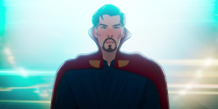 Doctor Strange in versione animata