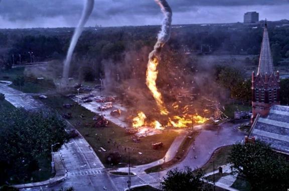 Into the Storm e le reali vicende che hanno ispirato il film