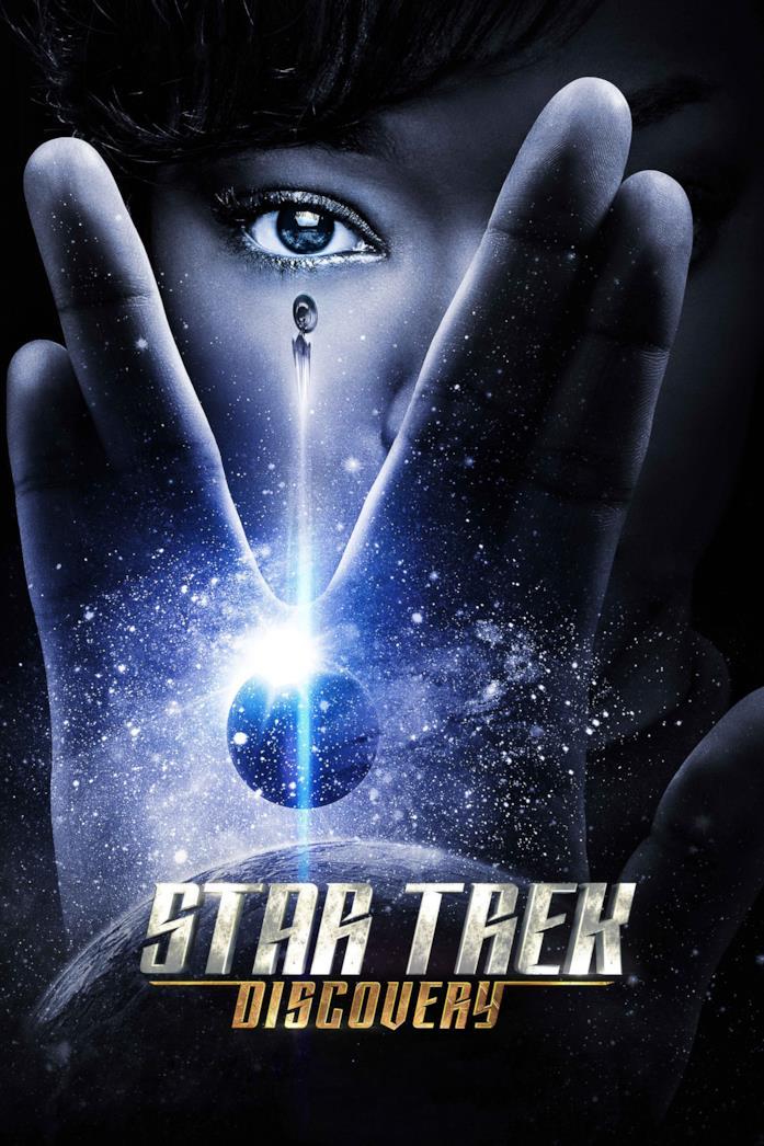 La locandina di Star Trek: Discovery