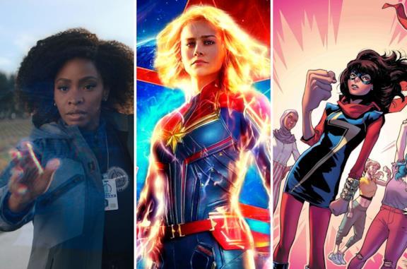 The Marvels: la sinossi ufficiale spiega il nuovo titolo del film Marvel Studios