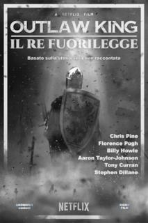 Poster Outlaw King - Il re fuorilegge