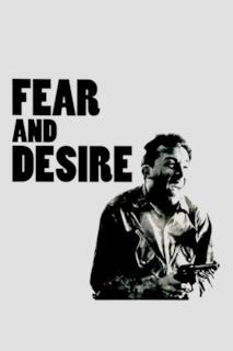 Poster Paura e desiderio