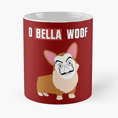 Funny Cute Dog Mug