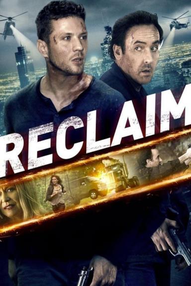 Poster Reclaim - Prenditi ciò che è tuo