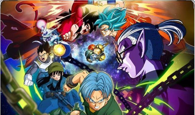 Dragon Ball Heroes serie animata