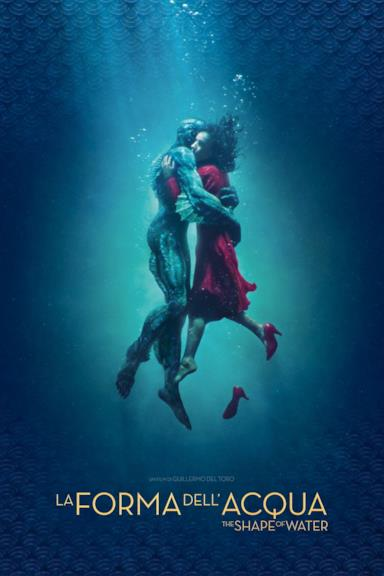 Poster La forma dell'acqua - The Shape of Water