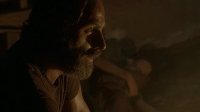 The Walking Dead 5x10: Rick