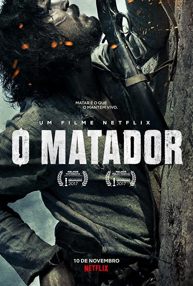 Il poster del film O matador - L'assassino