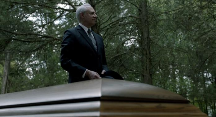 Outcast: il funerale di Norville Grant