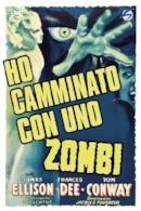 Poster Ho camminato con uno zombi