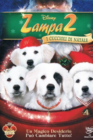 Poster Zampa 2 - I cuccioli di Natale