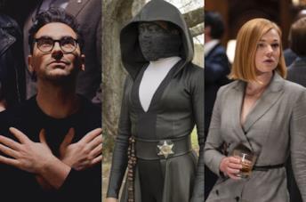 I protagonisti di Schitt's Creek, Watchmen e Succession