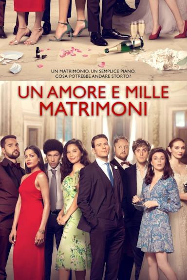 Poster Un amore e mille matrimoni