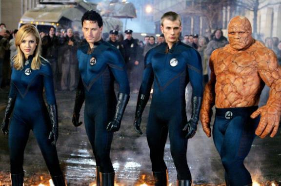 I Fantastici 4: cast e trama del film con Chris Evans e Jessica Alba
