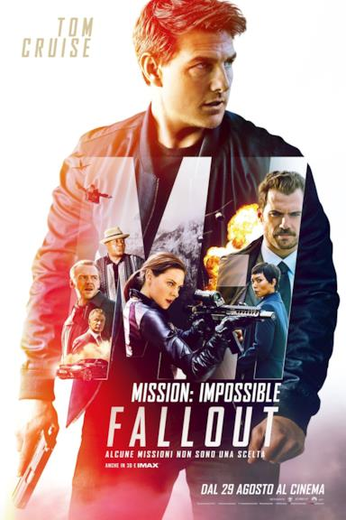 Poster Mission: Impossible - Fallout
