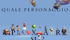 Quale personaggio Pixar sei?