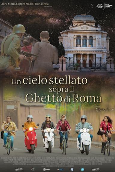 Poster Un cielo stellato sopra il ghetto di Roma
