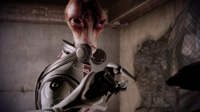 I Salarian di Mass Effect