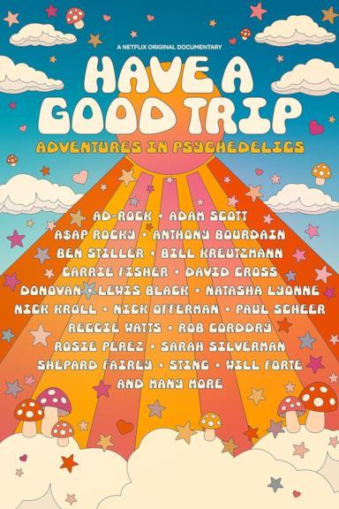 Poster Un buon trip: avventure psichedeliche