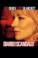 Poster Diario di uno scandalo
