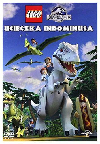 Jurassic World: The Indominus Escape [DVD]