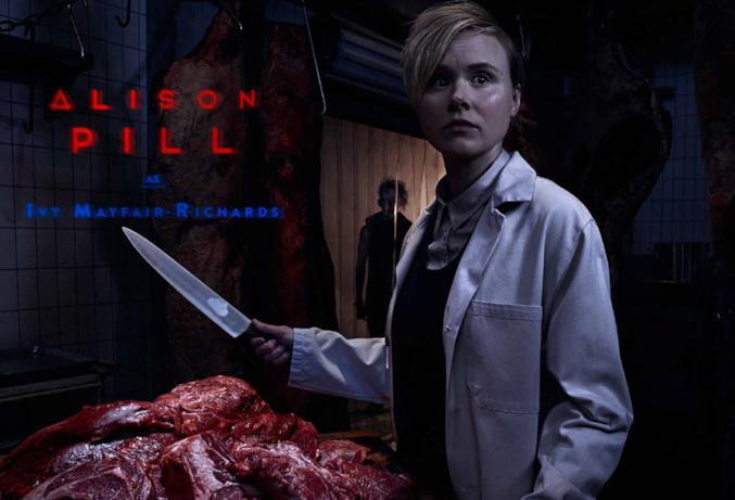 American Horror Story Cult: Alison Pill