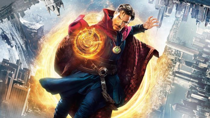 Coeprtina di Doctor Strange
