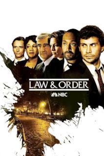 Poster Law & Order - I due volti della giustizia