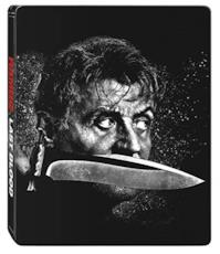 Rambo: Last Blood 4K Steelbook (Bd 4K + Bd) (Limited Edition) (2 Blu Ray)