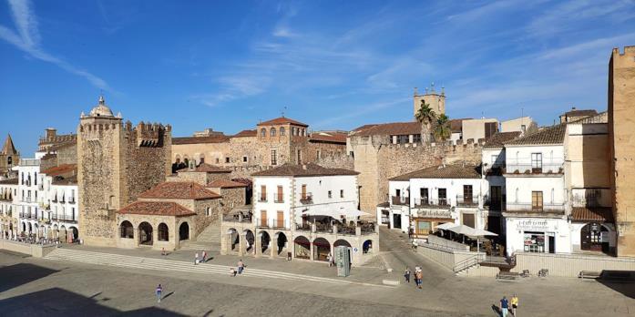Extremadura, una veduta