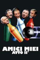 Poster Amici miei - Atto II°