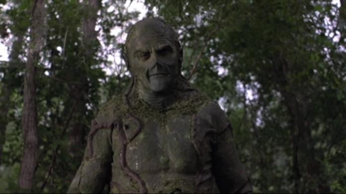 Il mostro della palude di Wes Craven