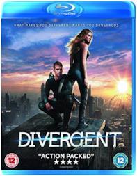 Divergent [Edizione: Regno Unito] [Edizione: Regno Unito]